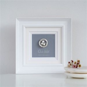 Unique Gifts 'Our Nest' Handmade Frame
