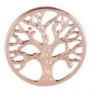 Rose Gold Tree Of Life Screen