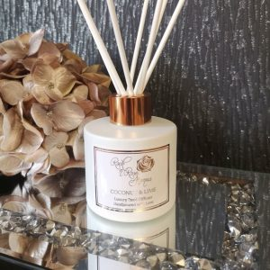 Coconut & Lime Luxury Reed Diffuser