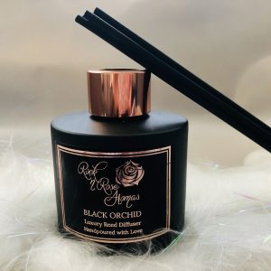 Black Orchid Reed Diffuser
