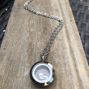Love Mini Memory Locket