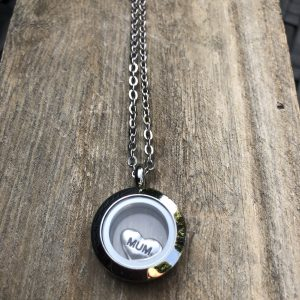 Mum Mini Memory Locket